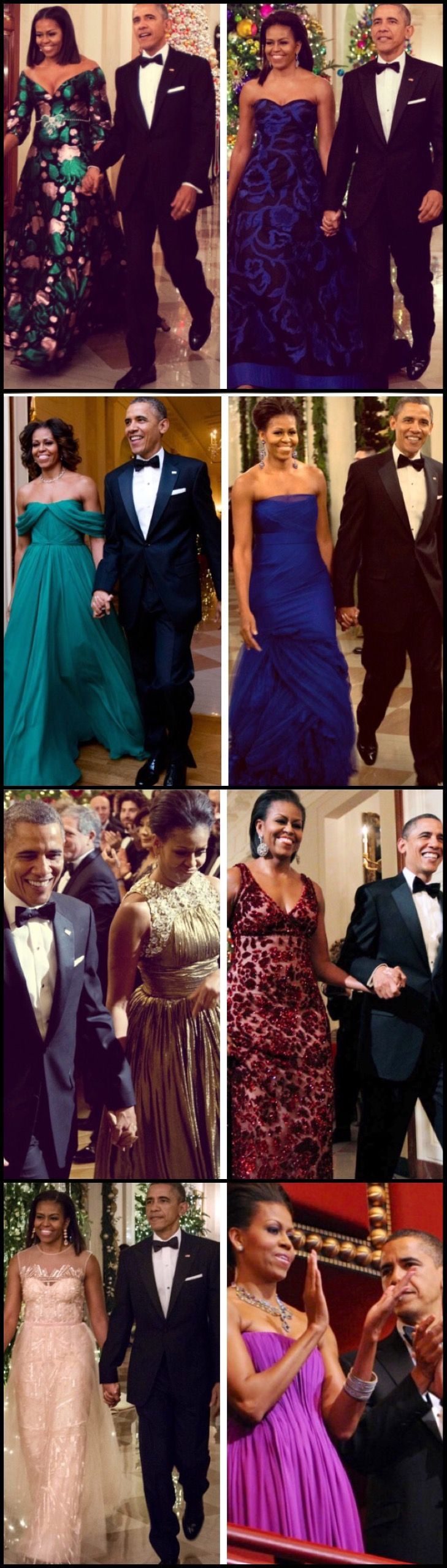 Our wonderful First Couple. <3