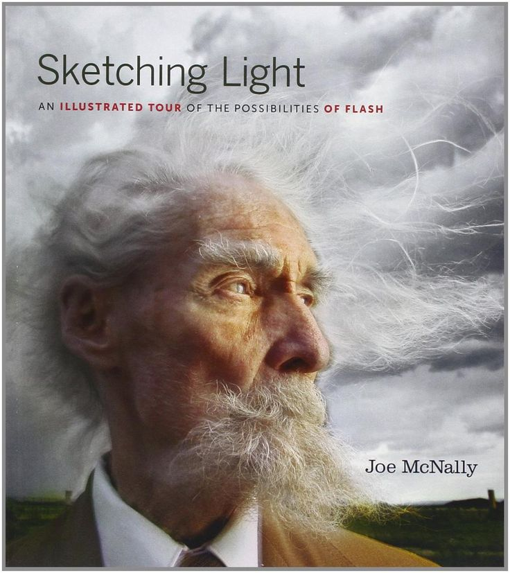Brilliant, witty and down-to-earth. @JoeMcNallyPhoto's new book Sketching Light is a must for anyone into lighting.