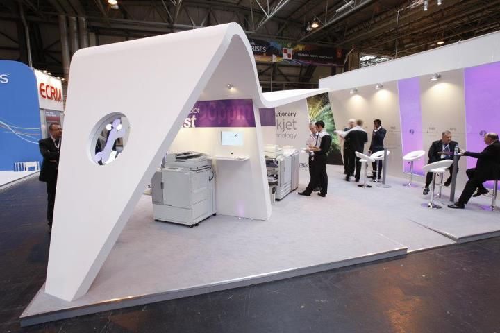Exhibition Stand Graphic Design : Tips on sending out a brief to exhibition stand designers
