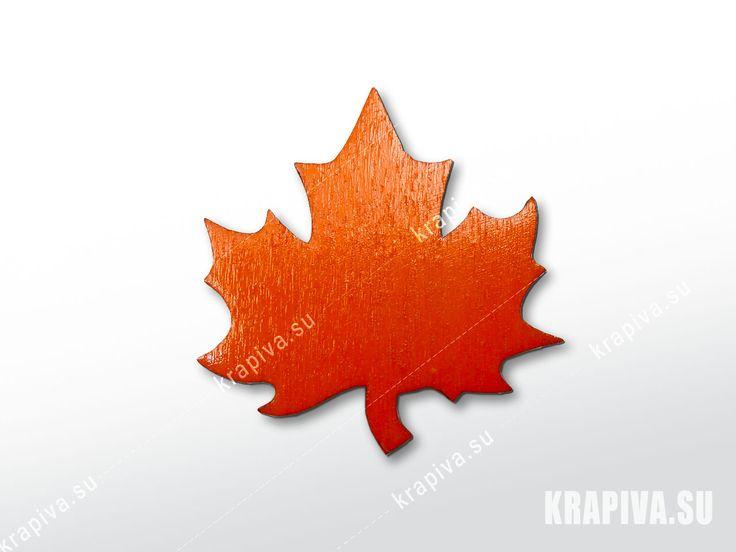 Кленовый лист - krapiva.su  значки, брошь, деревянный значок, значок из дерева, деревянные значки, деревянная брошь, ручная работа, handmade, brooch, pin, лист, клен, leaf