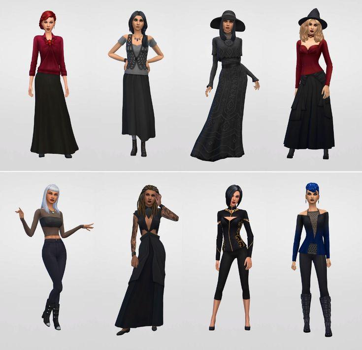 Pin na Sims 4 ozdoby