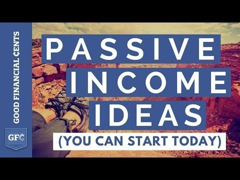 23 Passive Income Ideas You Can Start Today [Make Money 24/7]