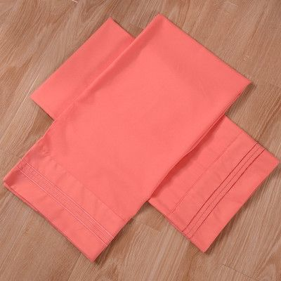 Honeymoon Honeymoon Bed Sheet Set Size: Full, Color: Coral