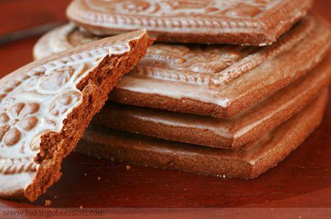 molded soft gingerbread (springerle?)