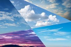 This is a free Sky background package from Sky v1 Collection. It contains 5 images in a full resolution. Free for commercial use.