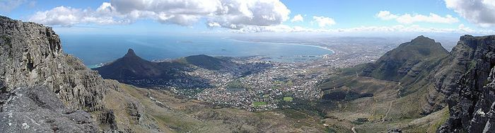 Table Mountain, Cape Town - my happy place...