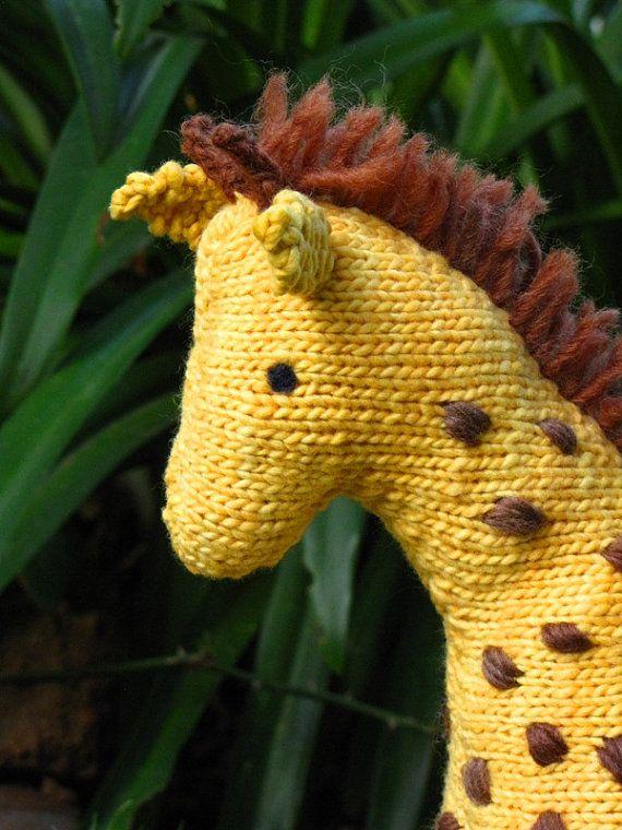 76 besten Knitted Toys Bilder auf Pinterest | Garn Handwerk ...