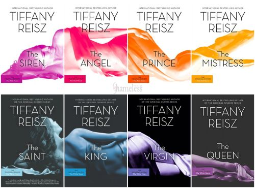 The Best Series EVER: The Original Sinners Series by Tiffany Reisz http://shamelessbookclub.com/books/rating/5-stars/the-original-sinners-series-by-tiffany-reisz/