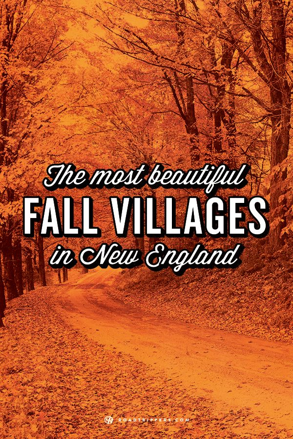 New England is never at a loss for beautiful photo ops, especially during the autumn months!