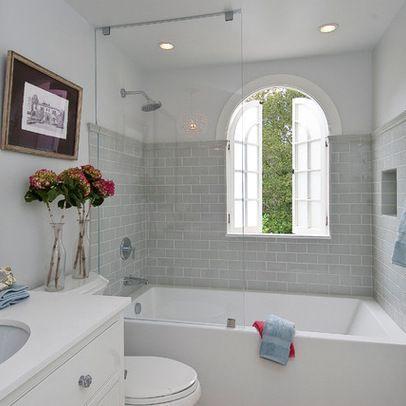 Sensational 17 Best Ideas About Grey White Bathrooms On Pinterest Gray And Inspirational Interior Design Netriciaus