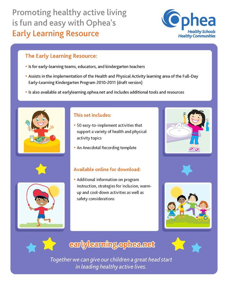 how to develop communication and findings skills for preschoolers