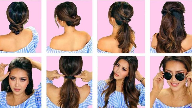 69 Best Lazy Hairstyles