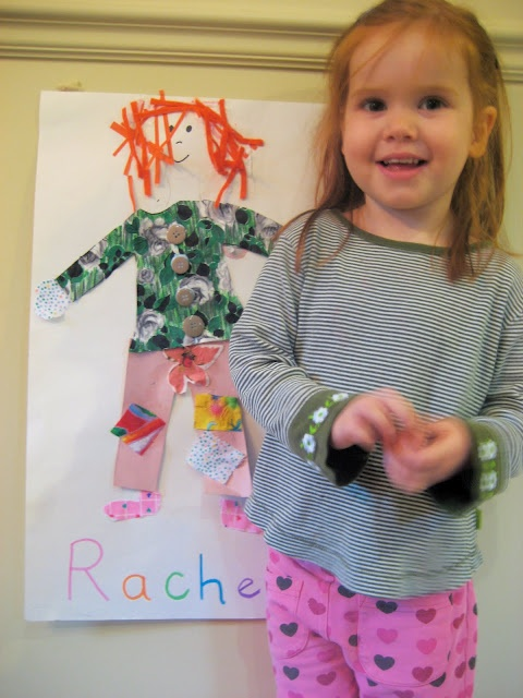 17 best images about all about me on pinterest all about for All about me toddler crafts