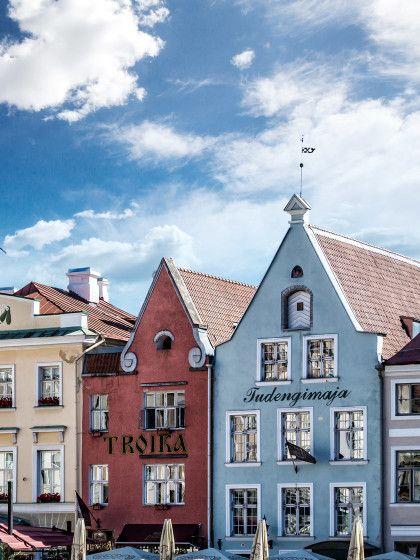 Unser Geheimtipp für eure nächste Reise: Tallinn. Estlands Hauptstadt bietet neben Geschichte und Kultur jede Menge cooler Bars, Ausstellungen und Shops.
