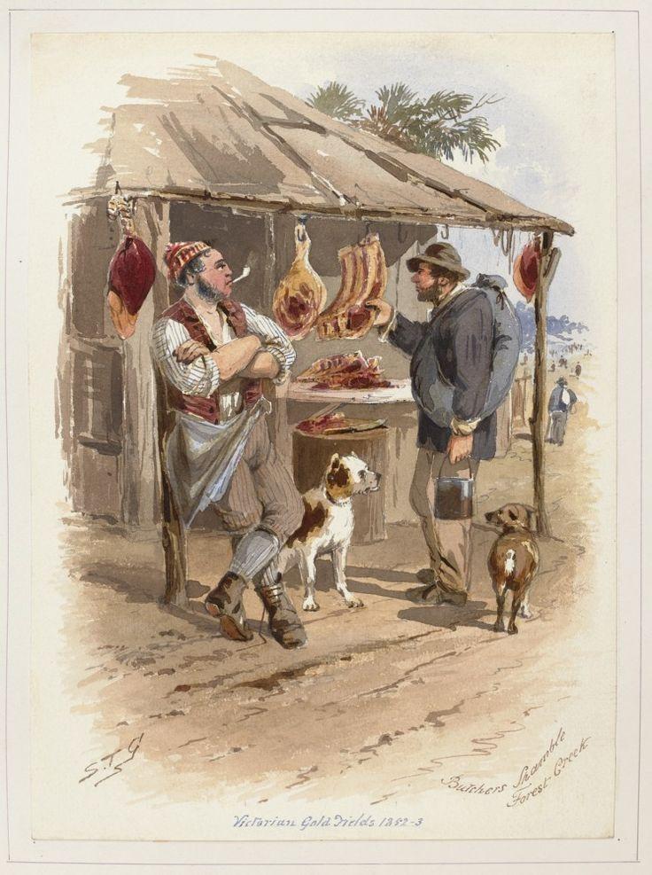 goldfields butcher