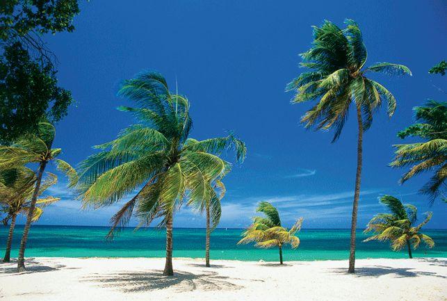 """Holguin- Cuba  Quando Cristóvão Colombo avistou pela primeira vez a costa de Holguín em 1492, declarou-a como sendo """"A mais bela terra que olhos humanos alguma vez viram"""". Praias belíssimas,incluindo os enclaves das Praias Esmeralda, Pesquero e Guardalavaca, fazem desta província da costa norte de Cuba o terceiro destino turístico mais popular."""