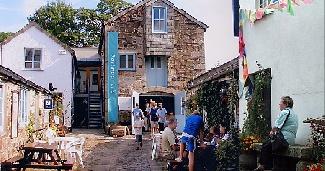 Dartmoor Life museum in Okehampton, Devon, UK