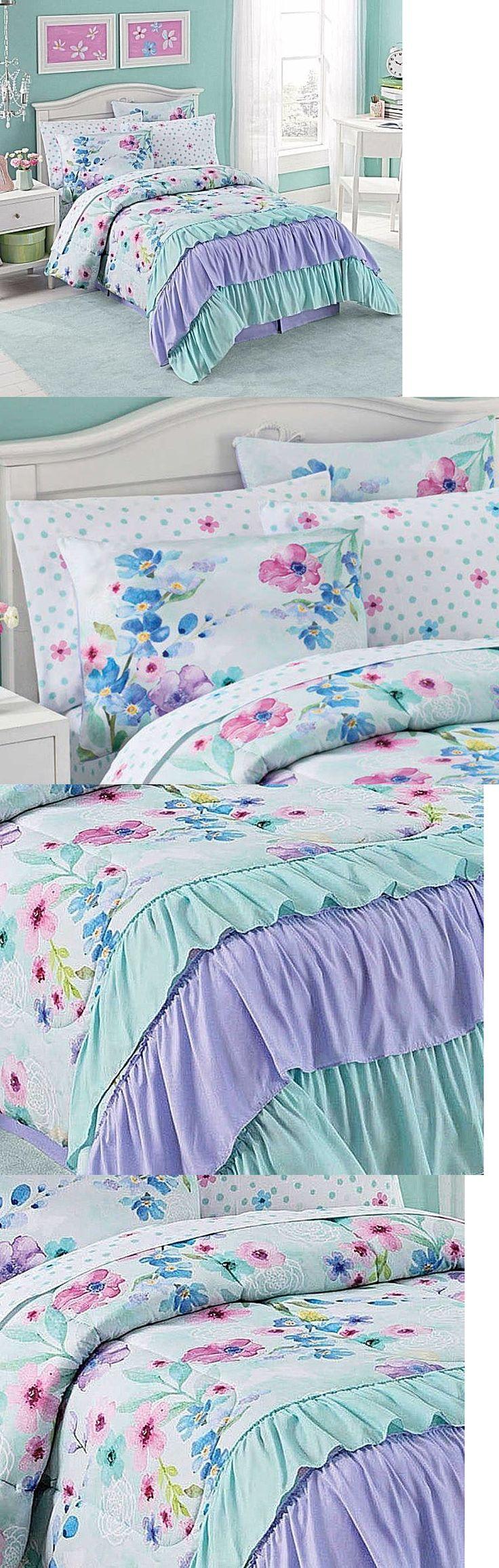 hip bedding - the best ruffled comforter ideas on pinterest ruffle bedding