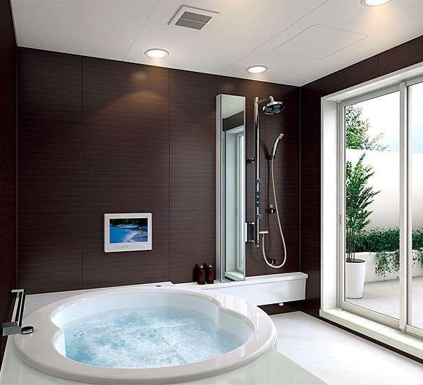 Risultati immagini per vasca idromassaggio bagno piccolo