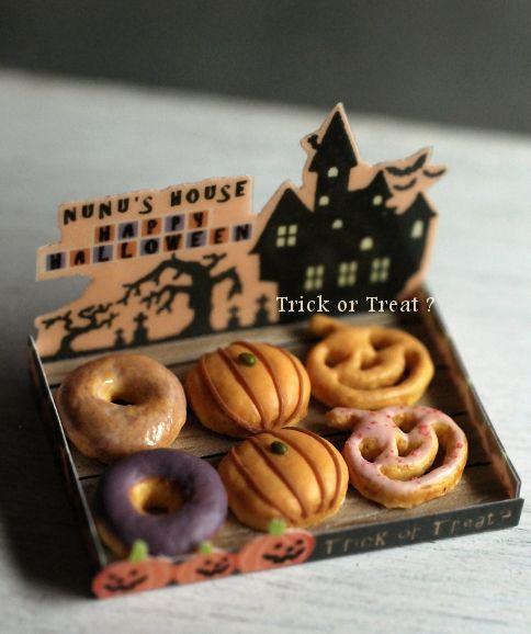 *Nunu's HouseのミニチュアBlog* 1/12サイズのミニチュアの食べ物、雑貨などの制作blogです。