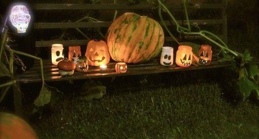 Halloween all'aperto: creiamo un'atmosfera da brivido!