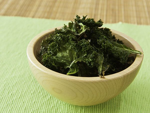 Ulrikas grönkålschips | Recept.nu