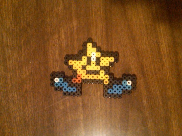 Yoshi island star