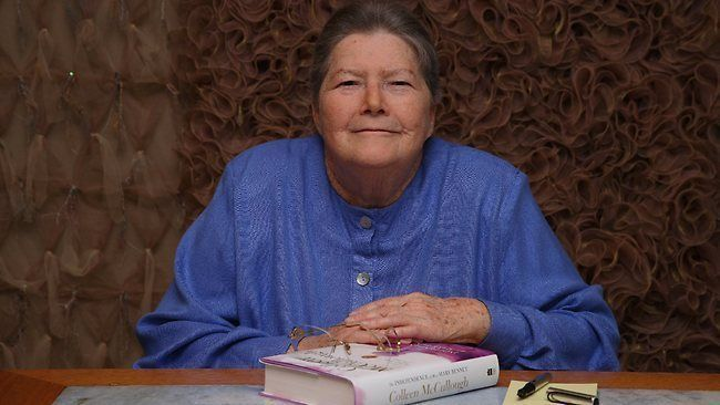 Colleen McCullough - Writers Write Creative Blog