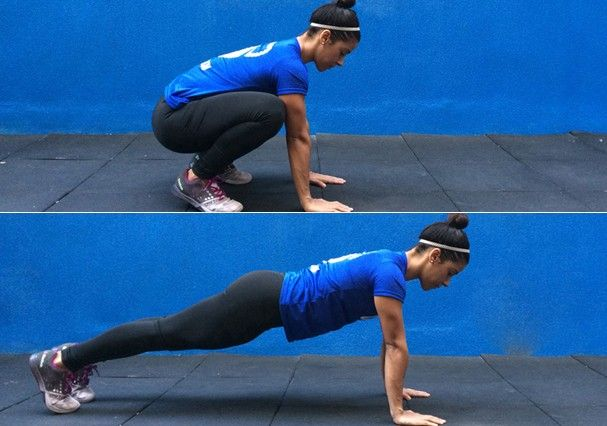 Torre muitas calorias e mantenha o metabolismo acelerado treinando apenas 10 minutos por dia