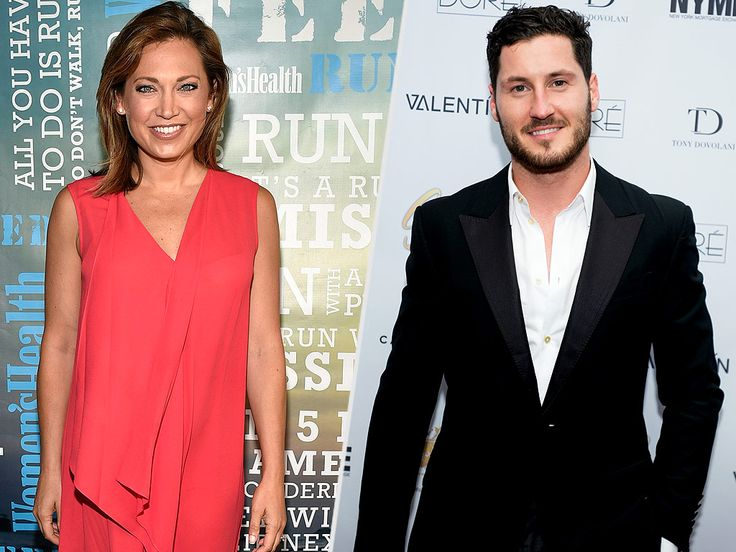 New Mom Ginger Zee Joins Dancing with the Stars with Val Chmerkovskiy! http://www.people.com/article/dancing-with-the-stars-ginger-zee-joins-partner-val-chmerkovskiy