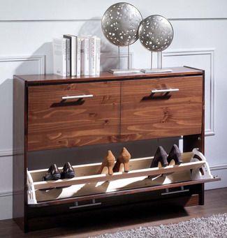 17 mejores ideas sobre muebles para guardar zapatos en for Muebles para acomodar zapatos