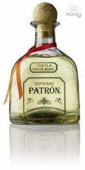Patron Tequila Reposado - Tequila Reviews at TEQUILA.net - information for tequila tasting