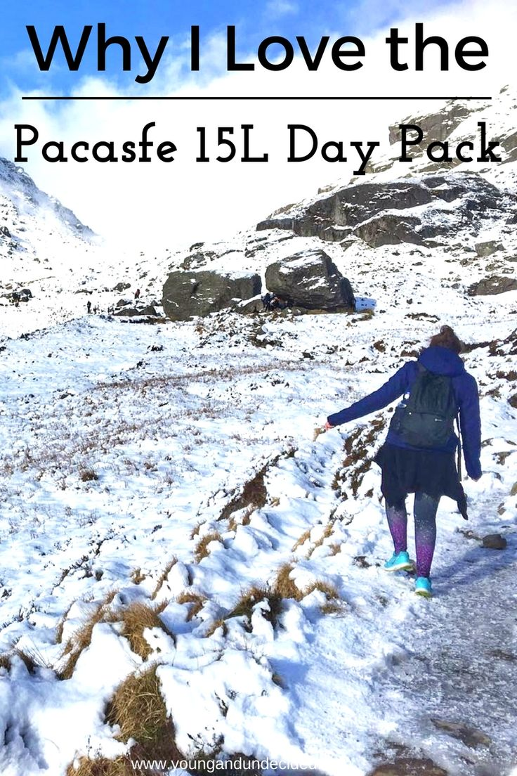 Pacasfe 15L Day Pack