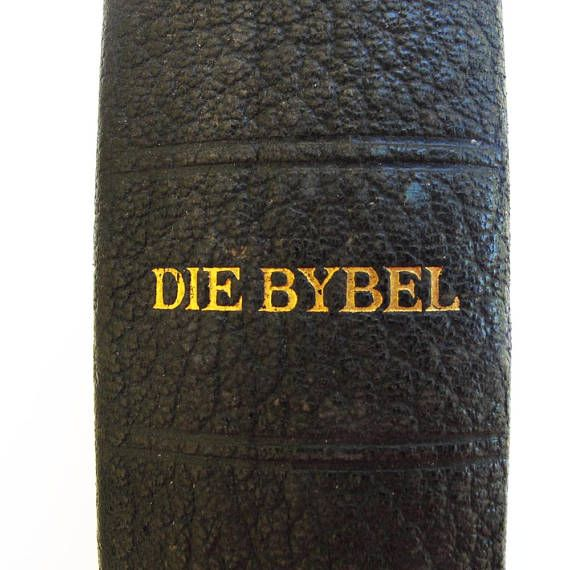 Free Shipping The Bible Die Bible in Afrikaans Old and New