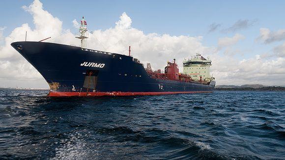Laivojen päästöt romahtivat Itämerellä – hengitysilma puhdistui
