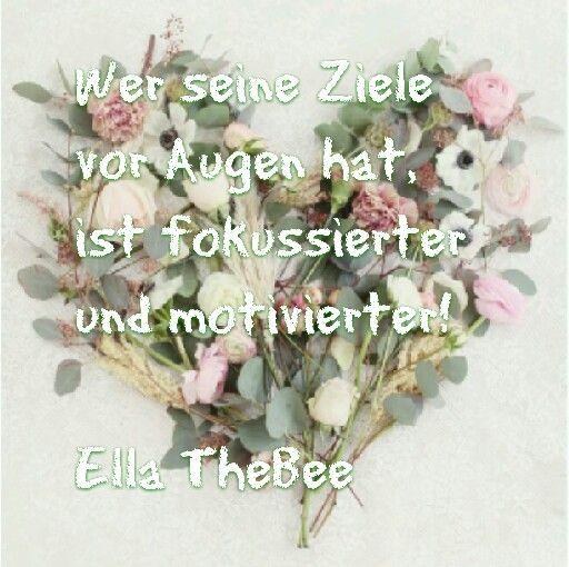 Zitat aus Ella TheBee's 5 - Jahresplan