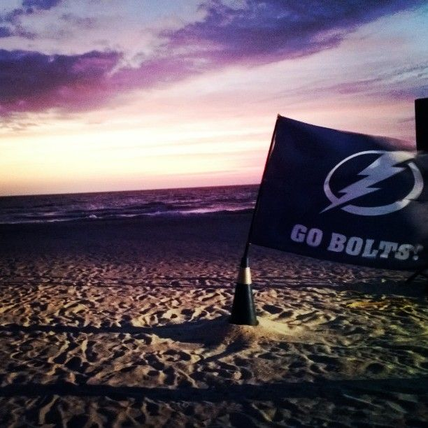 Tampa Bay Lightning Watch Parties on St. Pete Beach. Be the Thunder! #TradeWinds