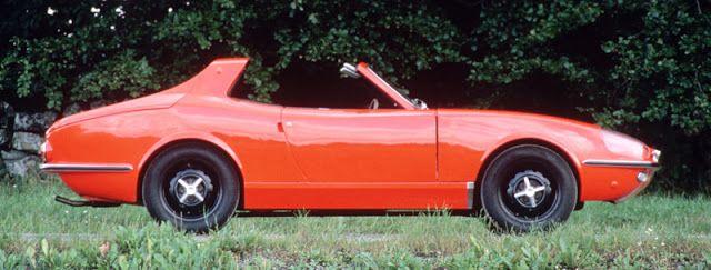 1964 Saab Catherina Sason