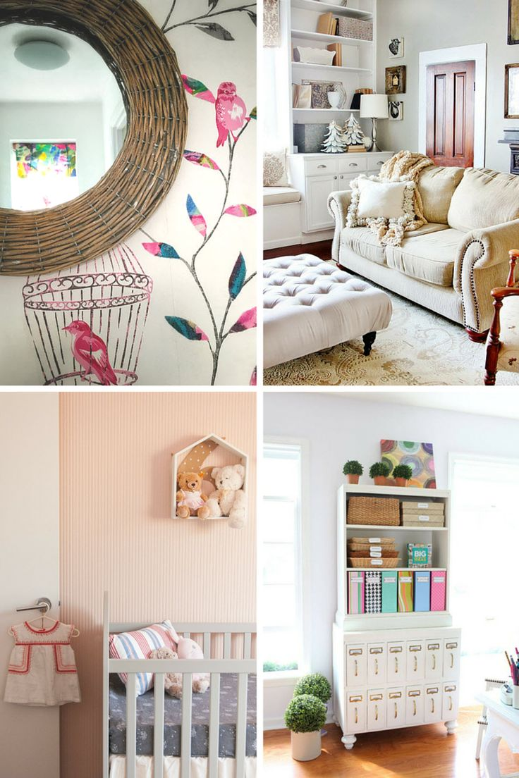 15 International DIY Bloggers, 15 Gorgeous Rooms