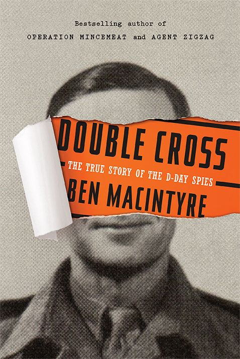 Double Cross - Crown Cover Archive #bookcovers  #bookcoverdesign