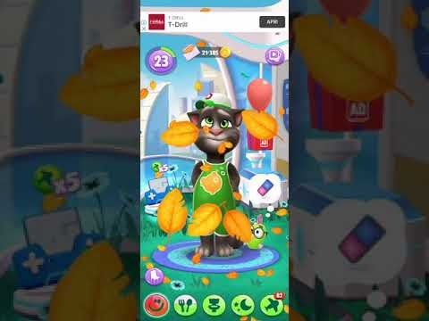 My Talking Tom 2 New Video Best Funny Android Gameplay 1 Talking Tom My Talking Tom Toms