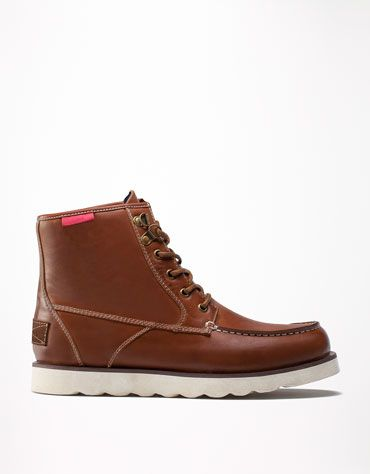 Bershka Indonesia - Nautical boots