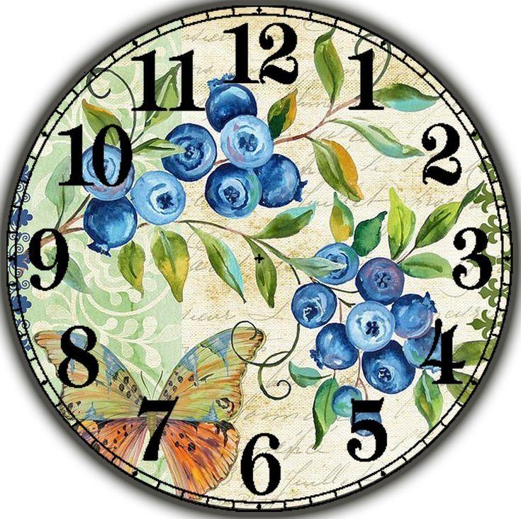 961 957 klockor pinterest klockor for Reloj de pared vintage 60cm