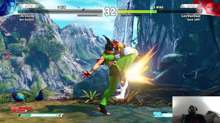 Street Fighter V - Beta Phase 3: Working on how to play with Normals fea...