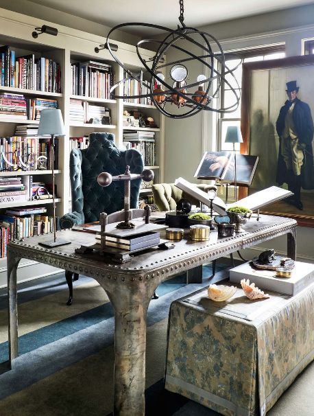 Interior designer susan ferrier created the interior of this beautiful 1925 tudor that she and her husband call home susan ferrier design in atlanta