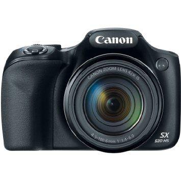 Canon PowerShot SX520 16Digital Camera Review