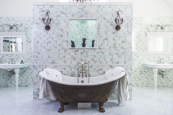 Loo for two his and hers bathrooms on the rise for Master bathroom his and hers