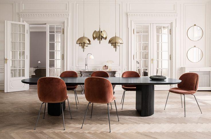 Scandinavian Interior vom dänischen Designhaus Gubi jetzt auch in Köln. Bestellen Sie Gubi Designs wie Beetle Chair oder Grashopper Leuchte bei APROPOS.