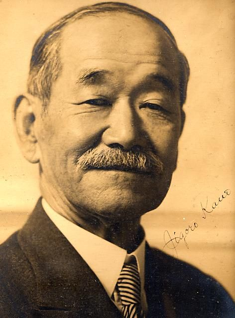 pictures of kano jigoro   Jigoro Kano LENDA!!