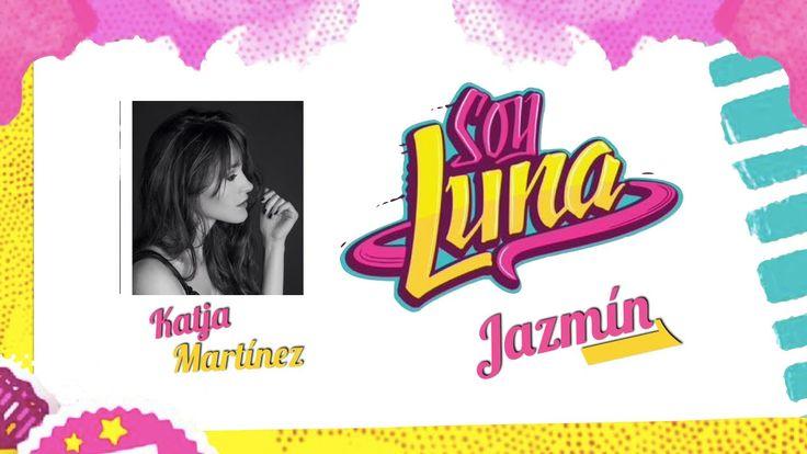 Soy Luna - ¡Conoce a Katja Martinez! (Jazmín)